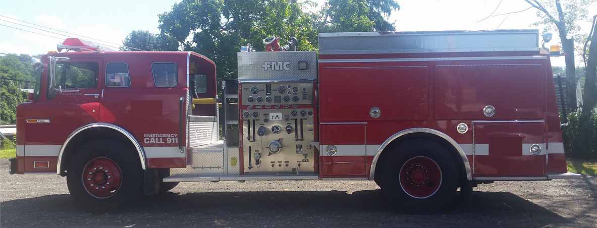 1989 Ford FMC Pumper C