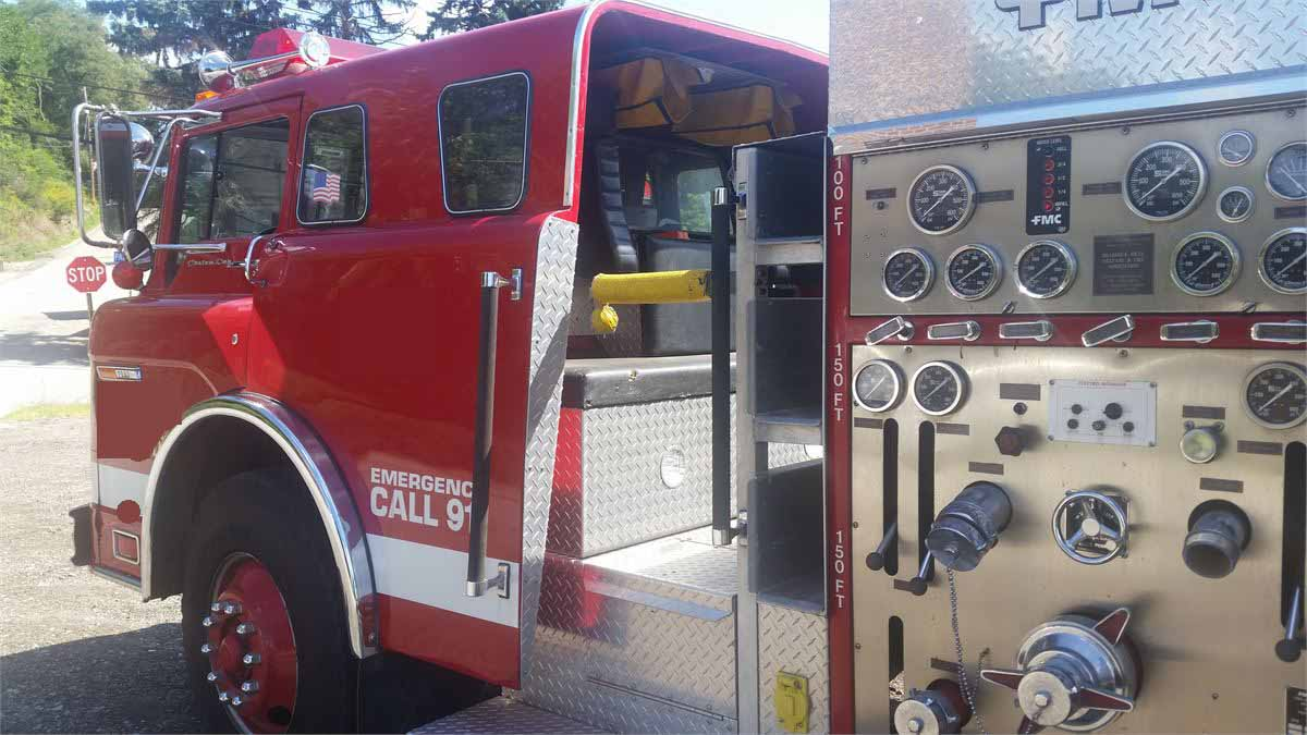 1989 Ford FMC Pumper E
