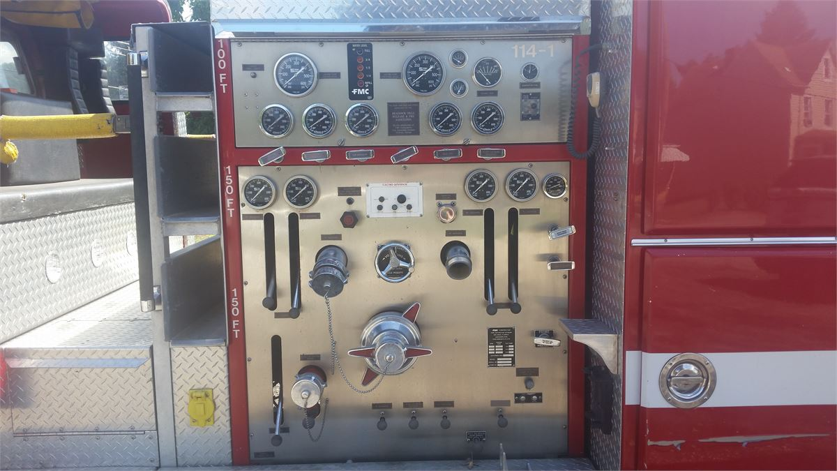 1989 Ford FMC Pumper F