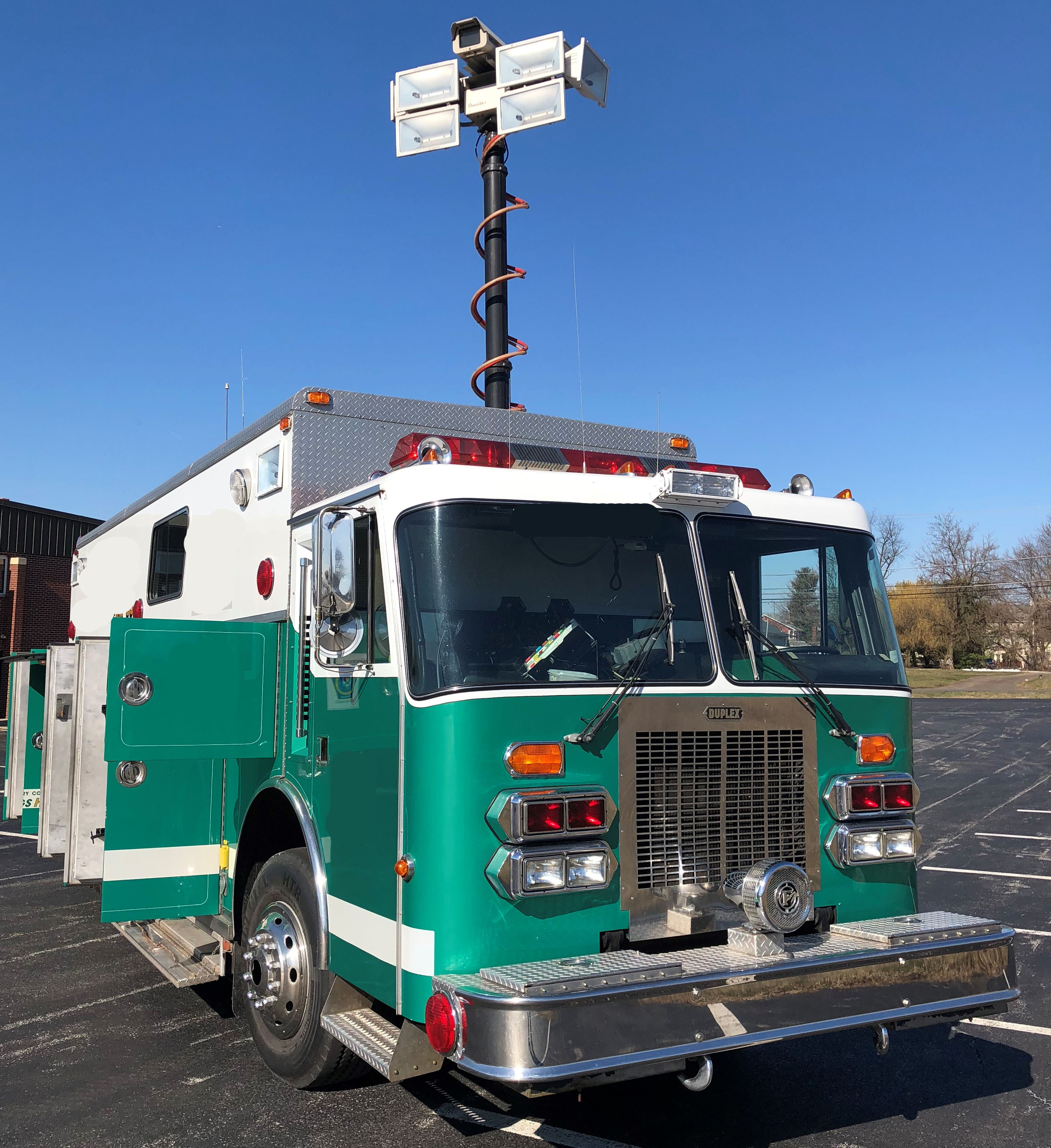 1988 SD Saulsbury Rescue P